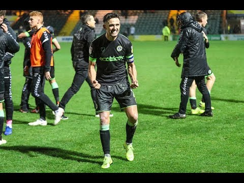 HIGHLIGHTS | Yeovil Town 1 Forest Green Rovers 2