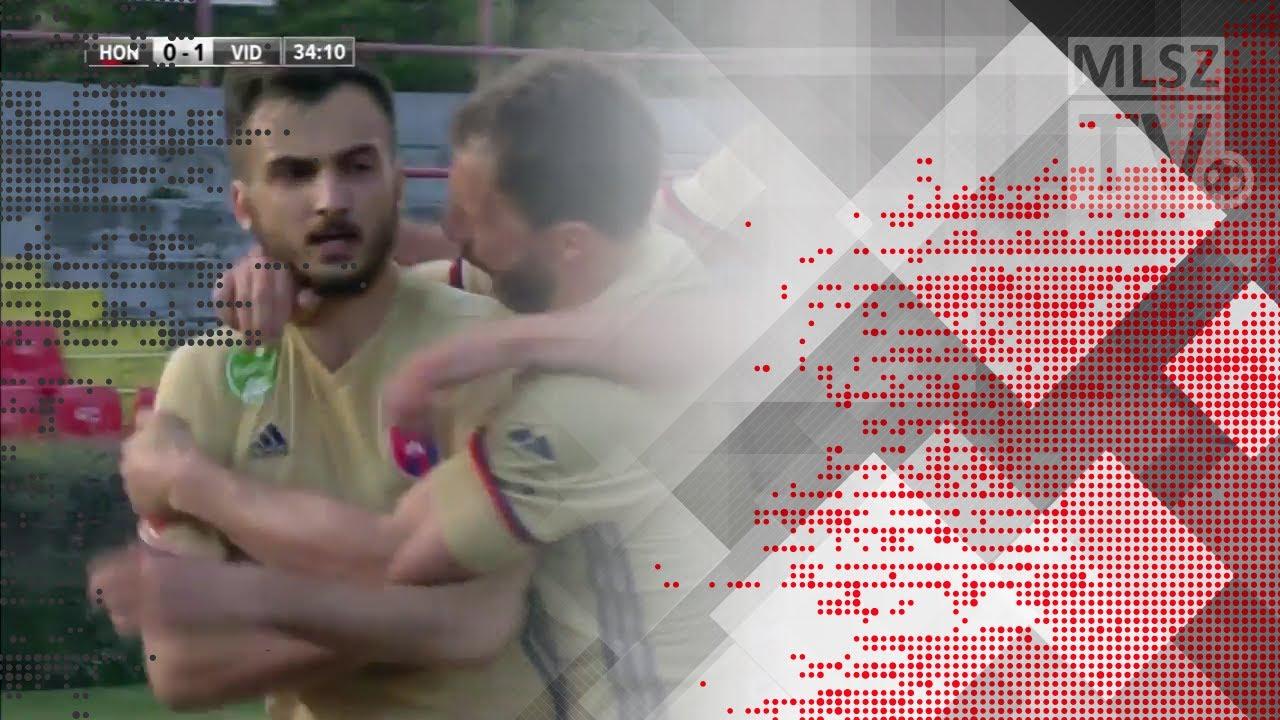 Nikolov Boban gólja a Budapest Honvéd - Videoton FC mérkőzésen
