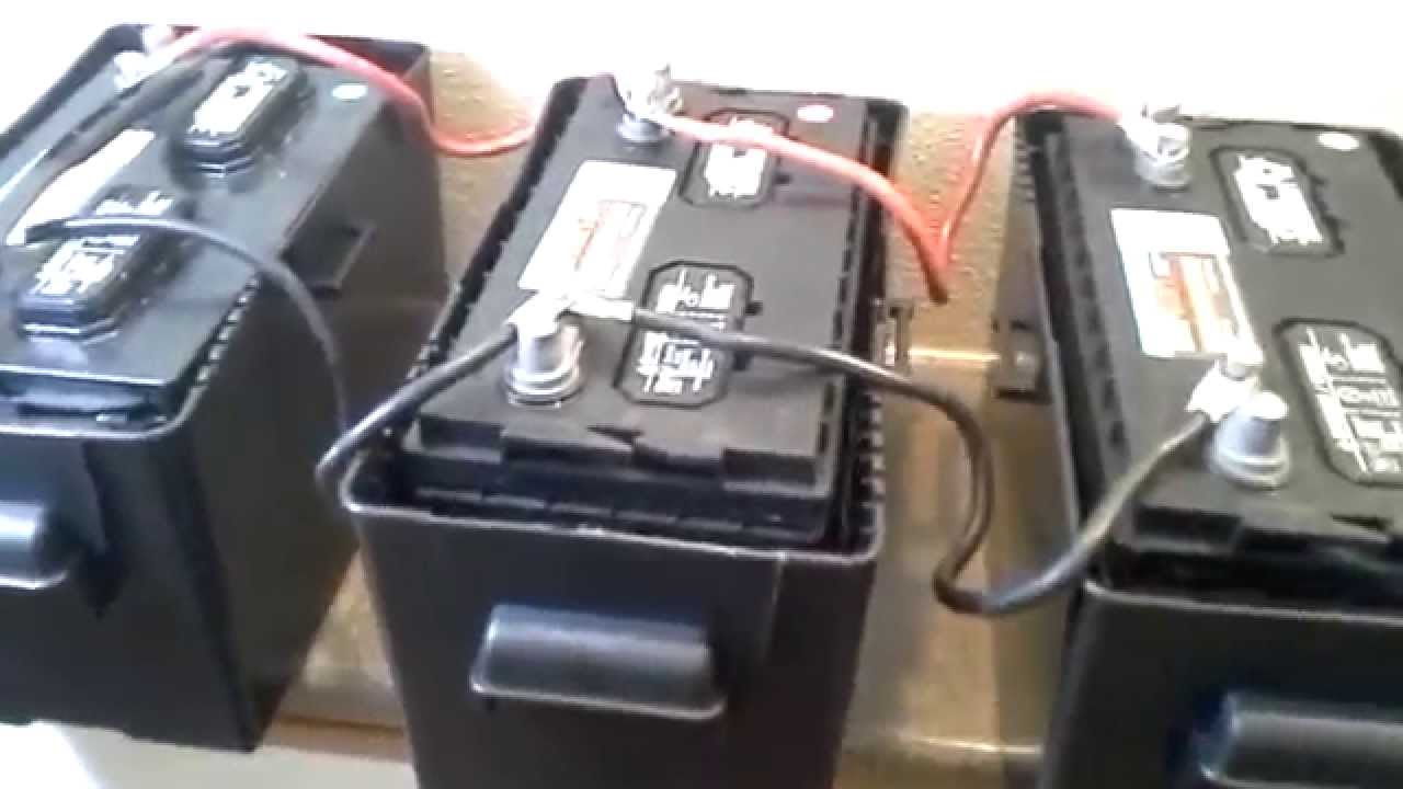 How To Connect Inverter To Car Battery