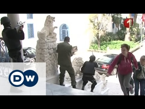 Tunis: Tote bei Angriff auf Museum | Journal