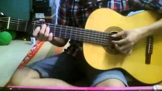 Vì Em Nhớ Anh (Ngọc Anh) - Frank Quach guitar cover