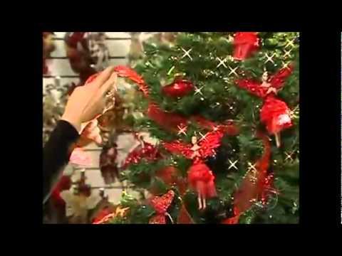 quando decorar arvore de natal : Enfeitar / Decorar a sua ?rvore de Natal - YouTube
