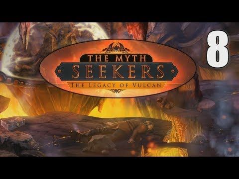 The Myth Seekers The Legacy of Vulcan [08] Letu0027s Play Walkthrough - Part 8