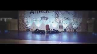 FRUIT FLY -CARNIVAL DANCE ATTACK 2015 BIAŁYSTOK 14.02.2015 KAT.SHOW DANCE 12-15LAT