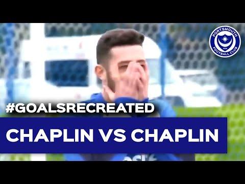#Goals Recreated: Conor Chaplin vs. Conor Chaplin