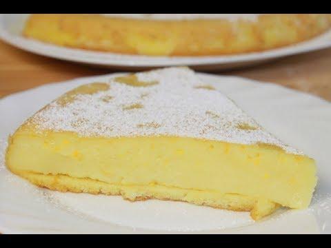 Умный пирог с заварным кремом