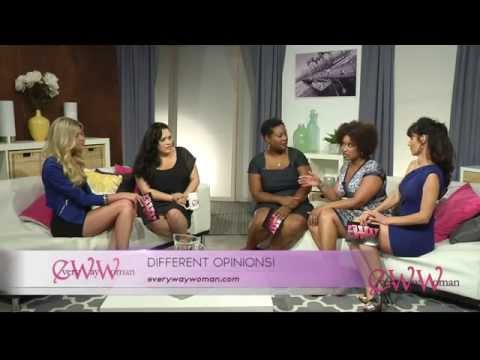 Society & Men Expectations Of Today's Woman Every Way Woman Talk Show