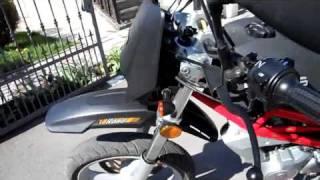 Sachs X-Road 125 ccm