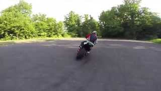 How To Drift A Motorcycle : By Stunter13