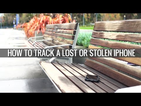 How To Track Lost Or Stolen Iphone