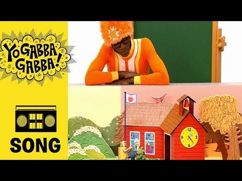 First Day Of School - Yo Gabba Gabba!