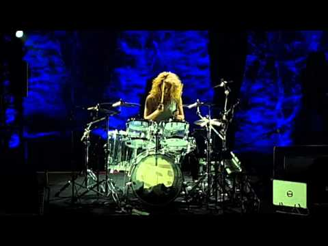 Drum Solo - Tori Kelly  (May 3, 2016)