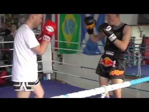 Mike Schouten - Eilean Siar Muay Thai @ Inter Club Griphouse Glasgow 1