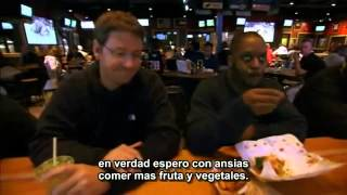 Documental : Gordo  enfermo y casi muerto