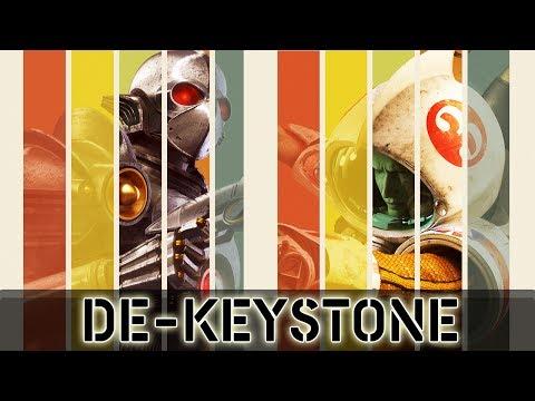 Новая игра от Digital Extremes - KEYSTONE