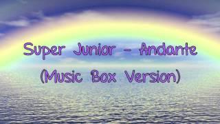 Super Junior - Andante (Music Box Version)