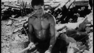 Malaysia, Penang in 1932 (Orang Asli)