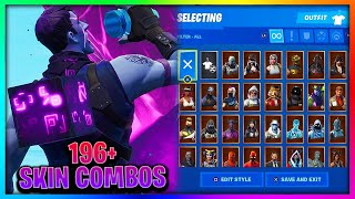 "Before You Buy ""WILD CUBE"" - All Skin Combinations In Fortnite (196+ Skins)"