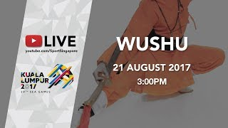 Download Video Wushu Finals (PM) | 29th SEA Games 2017 MP3 3GP MP4