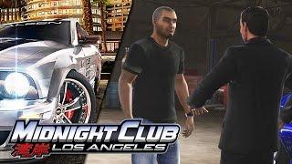 Midnight Club Los Angeles #01 - Novos amigos