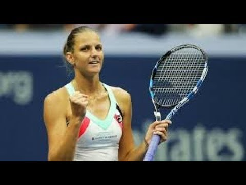 Karolina Pliskova vs Magdalena Rybarikova highlights Birmingham 2018 HD