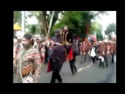 Kirab Budaya Kabupaten Semarang 2016
