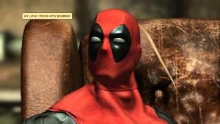 Трейлер игры Deadpool