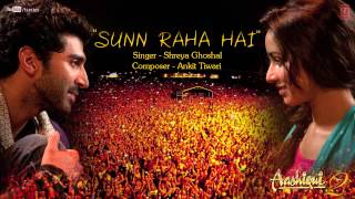 sunn-raha-hai-na-tu-by-shreya-ghoshal-full-song-aashiqui-2-aditya-roy-kapur-shraddha-kapoor