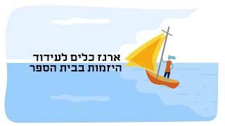 מפרש - מדד יזמות - סרט אנימציה