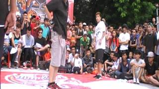Xgame Bboy battle - 20/8/2011 - Xmen vs Soul Keeper - Prelim