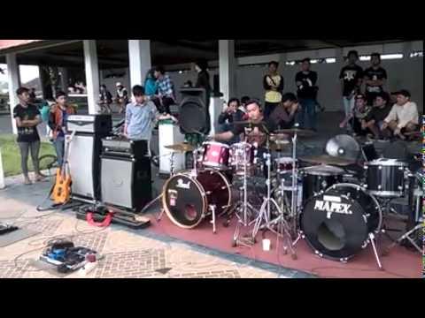 Adera Lebih Indah Drum Cover by Riki Armando (Indonesian song)