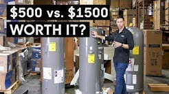 $1500 Heat Pump Water Heater - Worth it?