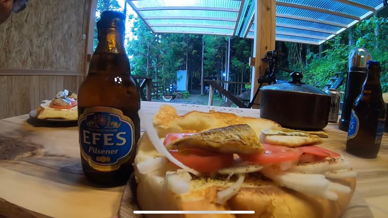 大絶叫‼トルコの料理がうますぎる‼【2泊3日】世界の料理でツリーハウス生活