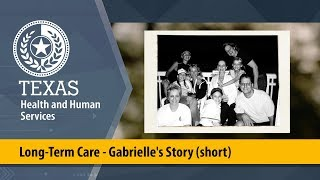 Long-Term Care - Gabrielle's Story (short)