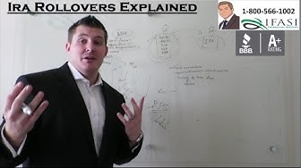 IRA Rollover - IRA Rollovers For Dummies