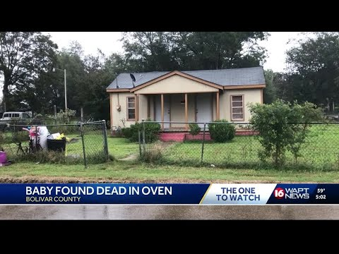 Grandmother held after grandchild found stabbed in oven
