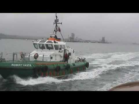 Waverley Paddle Steamer Pembrokeshire Island Cruise