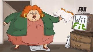 YO MAMA SO FAT! Wii Fit