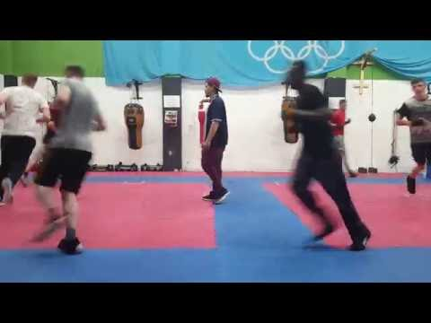 Nasser Alharbi Boxing Fitness