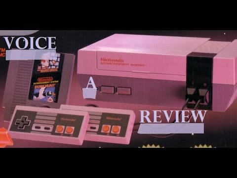 Voice a Review: Episode 1 - Nintendo Entertainment System