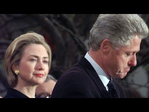 How Hillary Clinton survived Lewinsky scandal