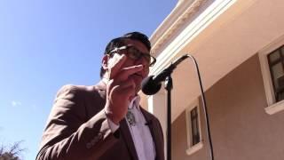Santa Fe Indian Center - Moral Monday @ New Mexico State Capitol - Brian Vallo
