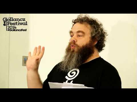 Gollancz Festival 2014 - Patrick Rothfuss gives a sneak peek of The Slow Regard of Silent Things