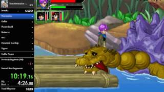 Dragon Ball GT: Transformation Any% Speedrun (1:28:33)