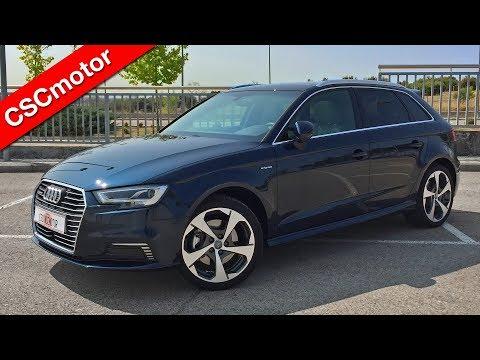 Audi A3 e-tron - 2017 | Revisión