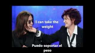 Lay your world on me - Ozzy Osbourne. Subtitulos Inglés / Español