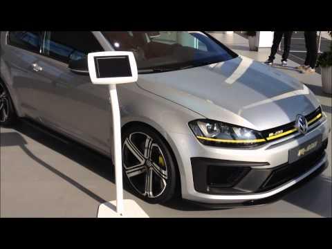 Volkswagen Golf R400 @ Goodwood FOS 2015