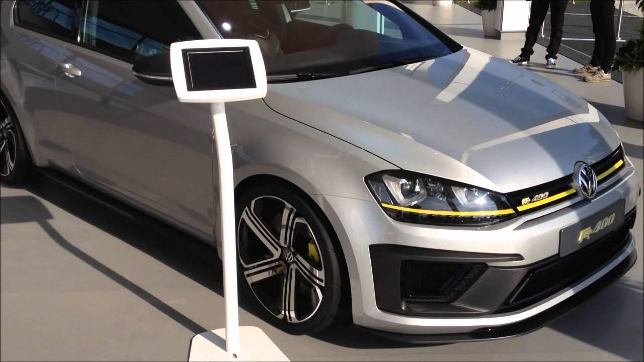 volkswagen golf r400 goodwood fos 2015 youtube. Black Bedroom Furniture Sets. Home Design Ideas