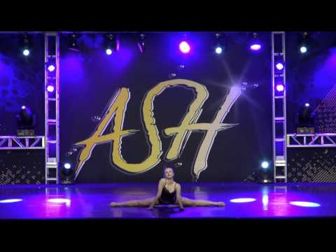 Shannon Currie -- dirty diana--Jazz dance solo