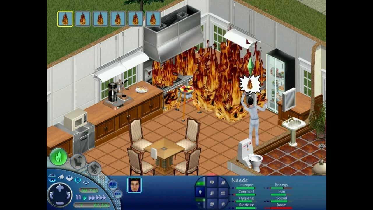 Výsledek obrázku pro the sims 1